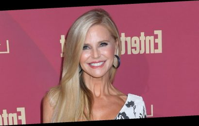 Christie Brinkley Gets New Hip 26 Years After Helicopter Crash