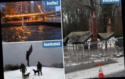 Storm Christoph flooding – Oxford Covid vaccine factory at risk of flooding as 2,000 homes evacuated