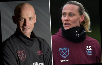 Emily van Egmond hails West Ham 'stability' and team's new boss after making Irons loan move permanent