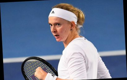 Brit Fran Jones born with three fingers and a thumb on each hand defies rare condition to qualify for Australian Open
