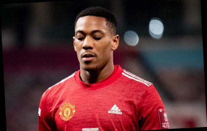 Injuries and suspensions ahead of Dream Team Game Week 17 – Anthony Martial a doubt for Liverpool clash, Danny Ings out