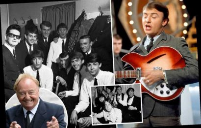 Gerry Marsden dead aged 78 – Paul McCartney leads tributes as Gerry And The Pacemakers frontman and 60s pop icon dies