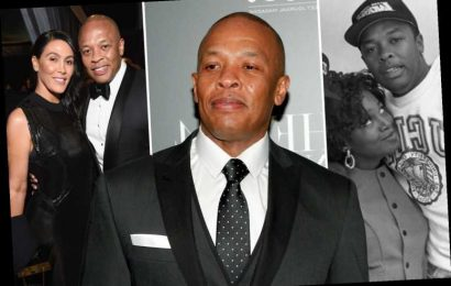 Who are Dr Dre's ex-girlfriends?
