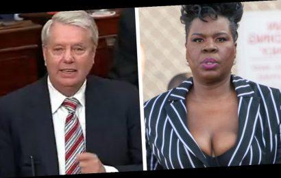 Leslie Jones Tells Lindsey Graham to 'Go F–k' Himself After Senator Told GOP Objectors to Accept Election Results