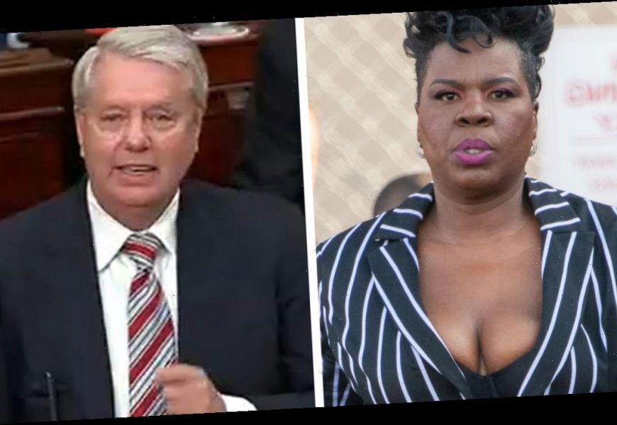 Leslie Jones Tells Lindsey Graham to 'Go F–k' Himself After Senator Told GOP Objectors to Accept Election Results