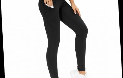 Shoppers Say These $28 Yoga Pants Are 'Better Than Lululemon' — and They're Available on Amazon