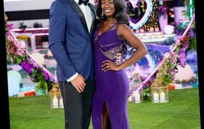 Love Island Winners Justine Ndiba and Caleb Corprew Split: 'This Has All Been Very Hard'