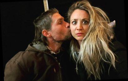 Kaley Cuoco Wants You to Know She Had 'Nothing to Do' with Husband Karl Cook's 'Disgusting' Mullet