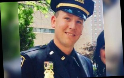 Off-duty NYPD cop who shot wife's trainer had history of misconduct, suit claims