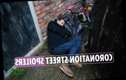 Coronation Street spoilers: Peter Barlow suffers from hypothermia after booze binge following liver failure diagnosis
