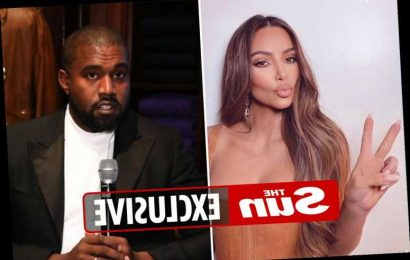 Kim Kardashian's 'NOT in a rush' to officially divorce Kanye West as 'she's already comfortable in their separate lives'