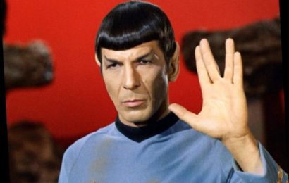 'Star Trek': How Did Leonard Nimoy Came Up With the Vulcan Salute?