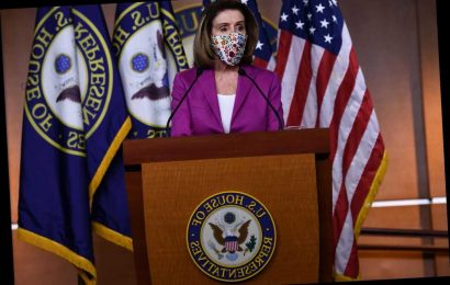House moving forward with Trump impeachment process, Pelosi says