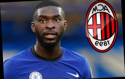 Chelsea star Fikayo Tomori eyed by AC Milan in loan transfer as Frank Lampard hints defender could head out