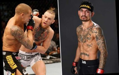 UFC star Max Holloway set to be banned from being McGregor vs Poirier stand-in fighter after injury suspension