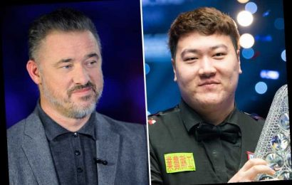 Snooker legend Stephen Hendry accused of cultural stereotyping and comparing Chinese players to robots by shocked fans