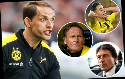Chelsea's next boss Thomas Tuchel's many rows, like making a player crawl across a pitch on all fours as a punishment