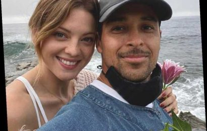 Wilmer Valderrama & Fiancée Amanda Pacheco Reveal Sex Of Their Baby – See The Cute Announcement!