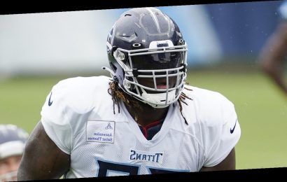 Titans rookie Isaiah Wilson spotted at New Year's Party as tumultuous season continues: report