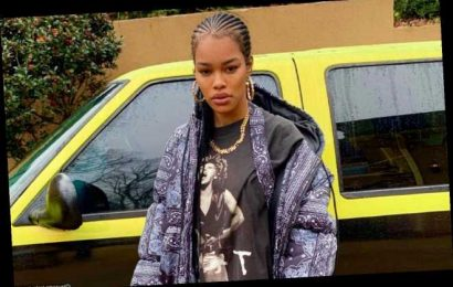 Teyana Taylor Fires Back at Someone Accusing Her of Stealing Designs for Pretty Little Thing