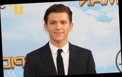 Tom Holland Circling Willy Wonka Role in 'Charlie and the Chocolate Factory' Prequel