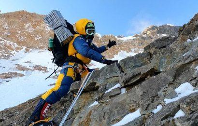 """Why limit myself?"" Polish climber aims to defy critics with K2 bid"