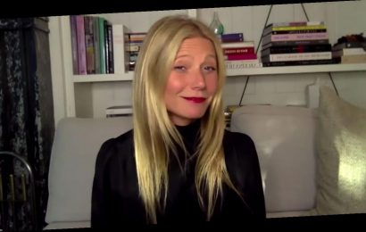 Gwyneth Paltrow Reveals Which of Her Kids' Quarantine Is the 'Hardest'