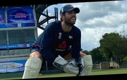 England's Ben Foakes admits he is unlikely to oust Jos Buttler despite Test opportunity against India