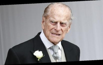 Prince Philip being treated for infection, son Edward says he's 'a lot better'