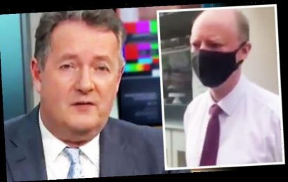 'He deserves our respect – disgusted!' Piers Morgan slams Chris Whitty trolling 'shameful'