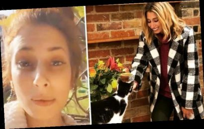 Stacey Solomon explains where her missing cat is after fans quiz 'gutted' Loose Women star