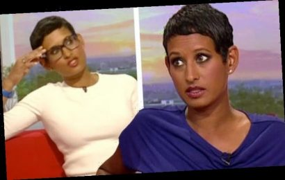 Naga Munchetty suggests co-star was trying to make her out to be 'even more awful' on-air