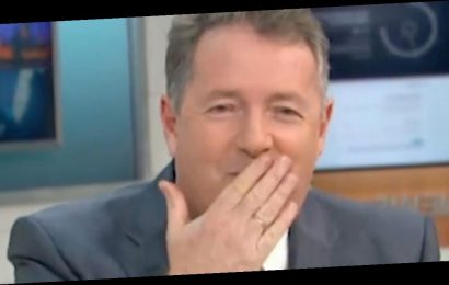 GMB fans gobsmacked as Piers suggests he'll get 'b***end' tattooed on forehead