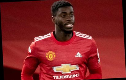 Man Utd defender Axel Tuanzebe subjected to sick racist abuse for second time in 10 days after Everton draw