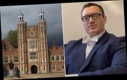 Teacher sacked from Eton could be banned from teaching for life