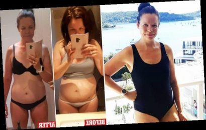 How mum-of-two lost 17 kilos in just four months – and her top tips