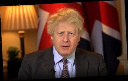 Boris Johnson urges China to provide 'all evidence' on Covid-19 origin