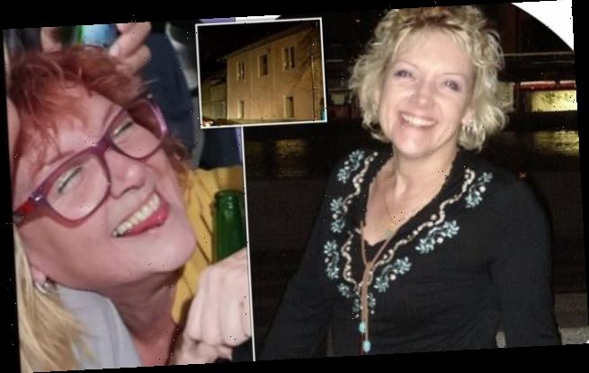 EXCLUSIVE: British woman is beaten to death by her 'toyboy lover'