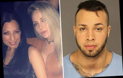 New Jersey corrections officer, 23, 'murdered girlfriend and her best pal' after they went on Valentine's Day vacation