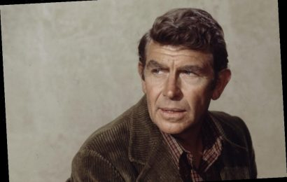 Andy Griffith Slept in Drawers Because He Did Not Have a Bed as a Child