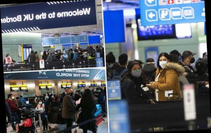 Hotel quarantine rules: Heathrow packed as jetsetters rush to get back to Britain