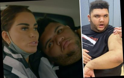 Katie Price's son Harvey was 'shaking uncontrollably' before hospital dash with 'dangerous' reaction to Covid vaccine