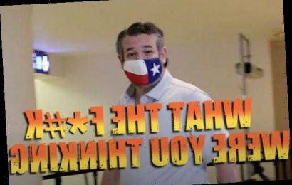 Ted Cruz Inspires Hilarious New Cancun Tourism Commercial, Courtesy of 'The Daily Show' (Video)
