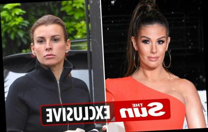 Coleen Rooney's 'make or break' peace bid snubbed by Rebekah Vardy as she insists on apology