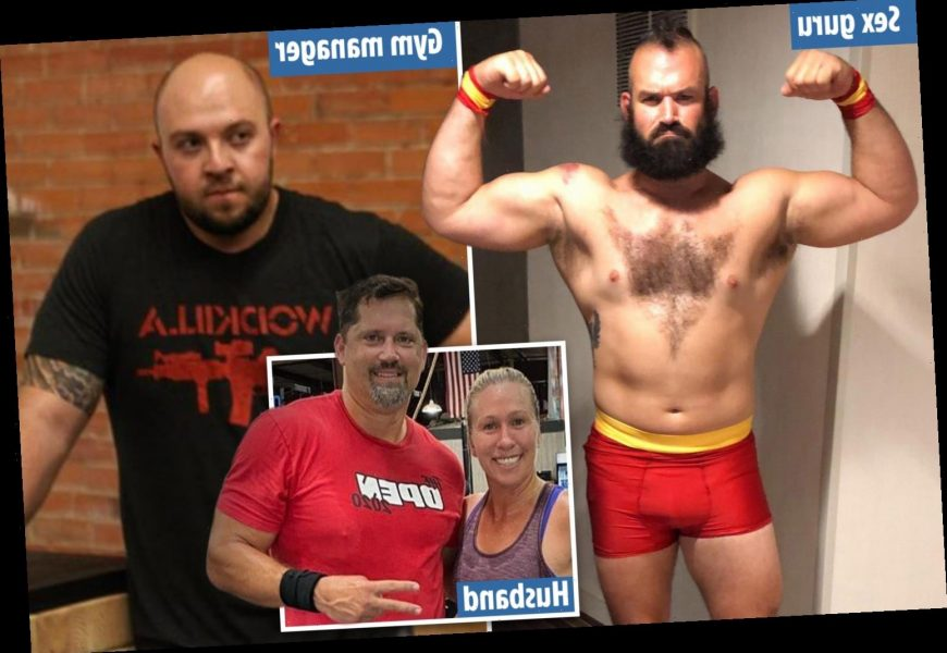 QAnon Rep Marjorie Taylor Greene 'openly cheated on husband of 25 years with polyamorous tantric sex guru & gym manager'