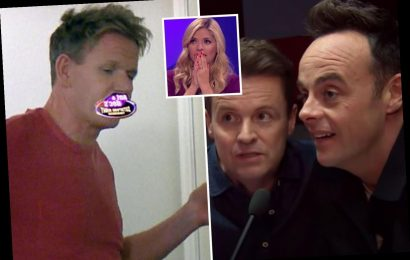 Ant & Dec name Saturday Night Takeaway's angriest prank victims saying Gordon Ramsay still sends 'chilling' texts