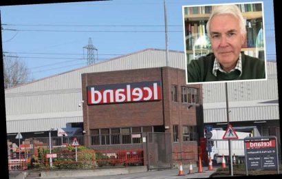 Iceland boss sacked from £102k-a-year job for calling Welsh language 'gibberish'