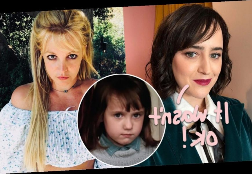 Mara Wilson Says She & Britney Spears 'Learned The Same Lesson' As 'Sexualized' Child Stars