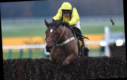 Cheltenham Festival 2021 countdown: Colin Tizzard positive Gold Cup hope Lostintranslation can bounce back to best