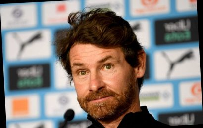 Andre Villas-Boas sacked by Marseille after handing in resignation in middle of press conference over transfers